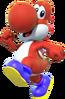 MKDX Red Yoshi