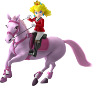 MSOGT Peach Equestrian