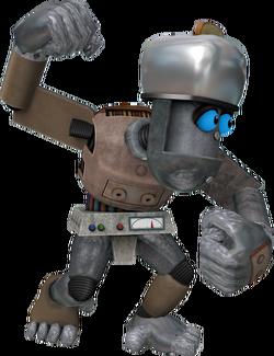 Metalheaddonkeykong