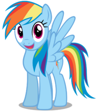 Rainbow dash s hot minute by mrlolcats17-d5lo21h