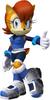 Sonic boom new sally render