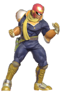0.1.Captain Falcon Standing
