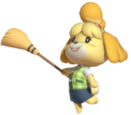 0.7.Isabelle Swinging a Broom