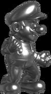 1.Metal Mario Standing