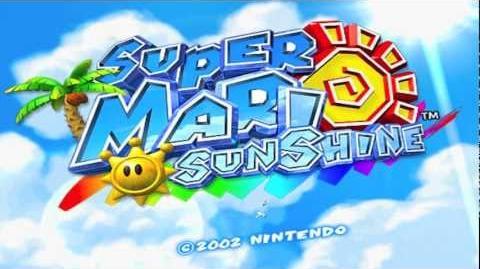 Delfino Plaza (Super Mario Sunshine)
