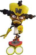 Doctor Neo Cortex Crash Bandicoot N Sane Trilogy