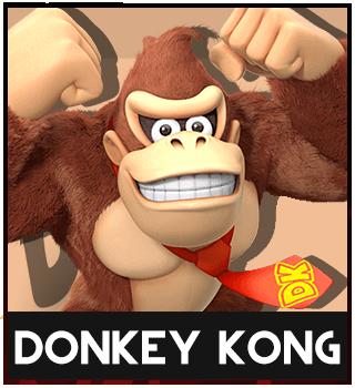 Donkey KongSSBVUpdated