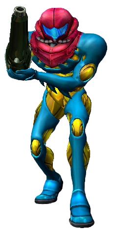 Metroid Fusion 2 Fission