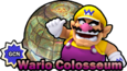 GCNWarioColosseumLogoMKS