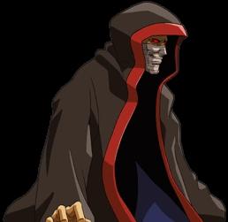 Grandmaster Meio (Namco X Capcom)