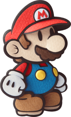 PaperMarioStand