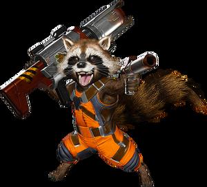 R.Raccoon