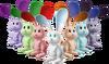Rabbits SM64S