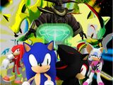 Sonic the Hedgehog: Secrets of Shadow