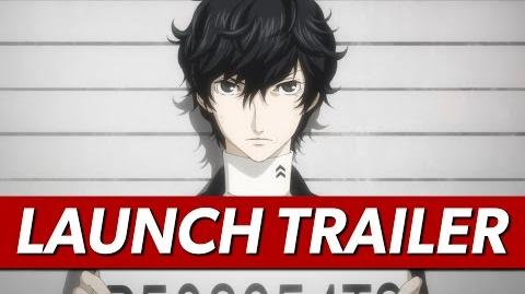 Suit Up, the Metaverse Awaits in Persona 5