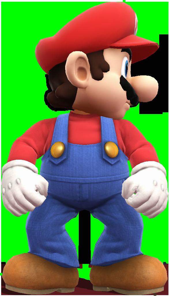 Super Mario Bros Poses Smash Wii U