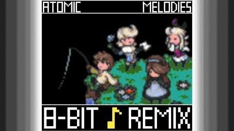 Video - That Person's Name Is Bravely Default 8-Bit Remix