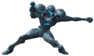 4.4.Dark Samus Punching