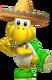 4.Sombrero Koopa Troopa