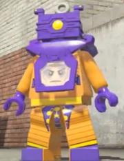 Arnim Zola (Lego Batman 4)