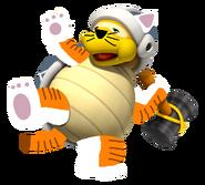 Cat Sledge Bro
