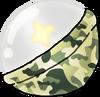 HeroGachaBall Camouflage 1BH