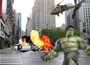 Hulk Gameplay