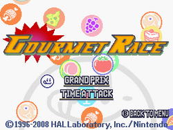 KSSU Gourmet Race