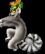 King Julien Madagascar