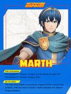 NintendoPowerCard Marth