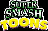 Super Smash Toons new logo