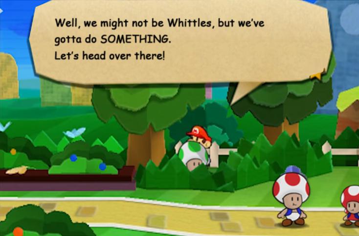 Mario Is Missing Untold Tale