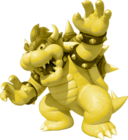 Yellow Bowser