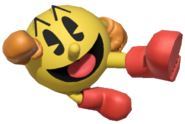 0.4.Pac-Man performing a flying kick