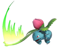 1.6.Ivysaur Swinging his vine