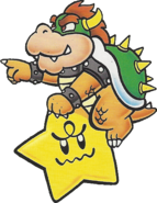 Bowser Goes Onward