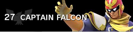 CaptainFalcon banner