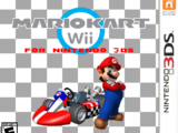 Mario Kart Wii For Nintendo 3DS