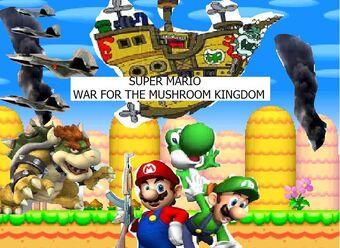 New Super Mario War For The Mushroom Kingdom Fantendo