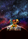 Metroid Poster without credits