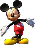 Mickey Mouse Invited - KDA