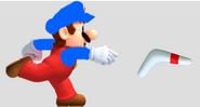 New Boomerang Mario