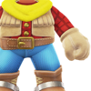 SMO Cowboy Outfit