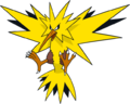 Zapdos Dreamworld
