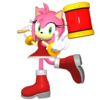 Amy rose by tbwinger92-d8owqub
