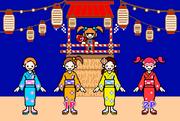 Bon Odori Arcade2-P