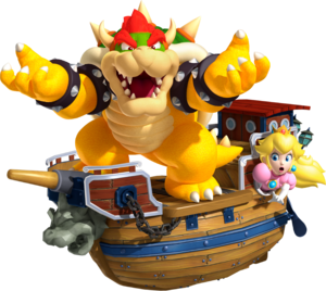 BowserPeachAirshipSM3DL
