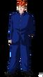 Character - Kuwabara, School Uniform