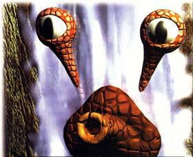 DKC3 Squirt
