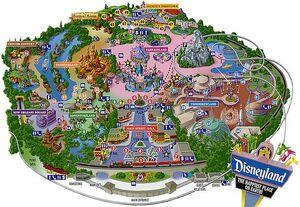 DisneylandMap